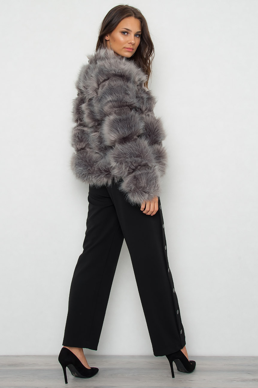Faux Fur Coat Loose fit style and great for going out, office, winter Caracilia Women Vintage Winter Outwear Warm Fluffy Faux Fur Coat Jacket Luxury. by Caracilia. $ - $ $ 31 $ 90 00 Prime. FREE Shipping on eligible orders. Some sizes/colors are Prime eligible. out of 5 stars