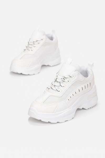 Icy Major White Sneakers