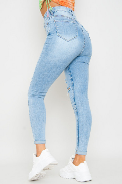 For The Record High Waist Jeans