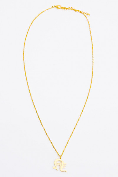 Golden Goddess Necklace