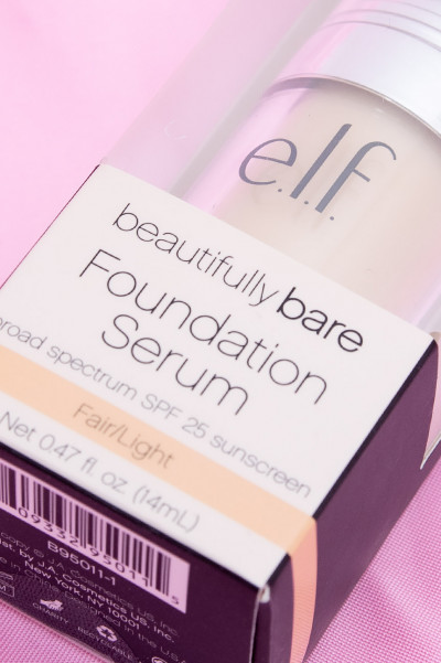 e.l.f. Beautifully Bare Foundation Serum - Fair/Light