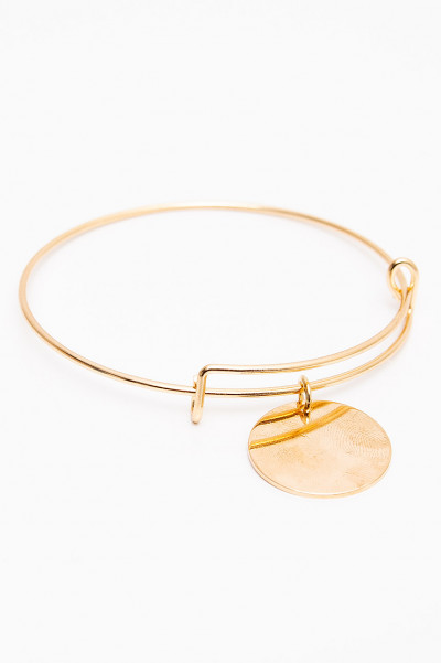Thin Bracelet - Lirly Gold
