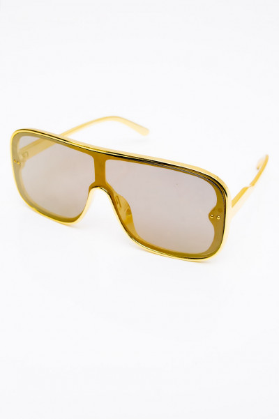 Gold Digger Reflective Sunglasses