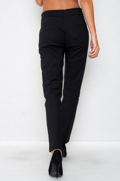 Golden Button Trousers - Eleanor