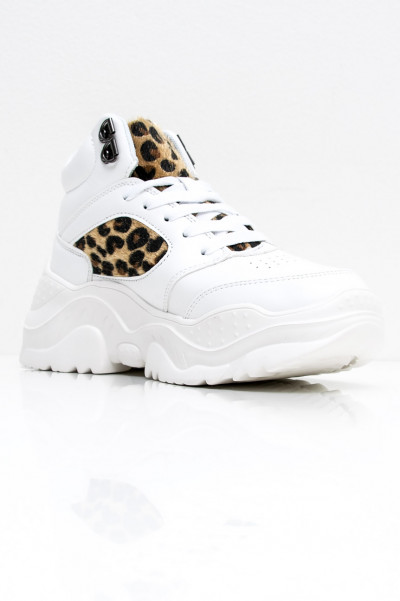 Chunky Sneakers - Mity Leo