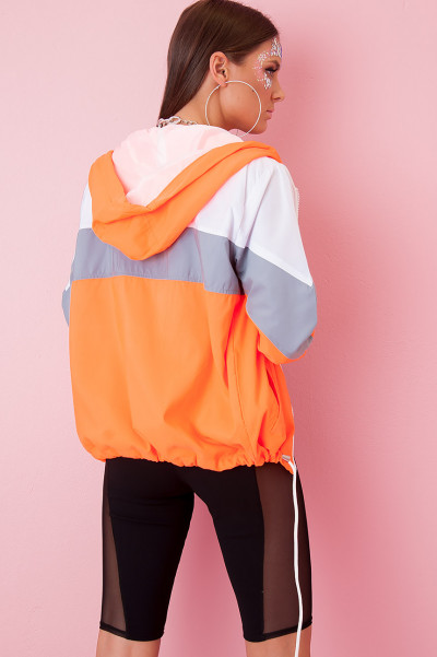 Festival Jacket - Wrigley Neon Orange