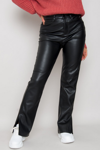 We Gonna Make It Faux Leather Pants