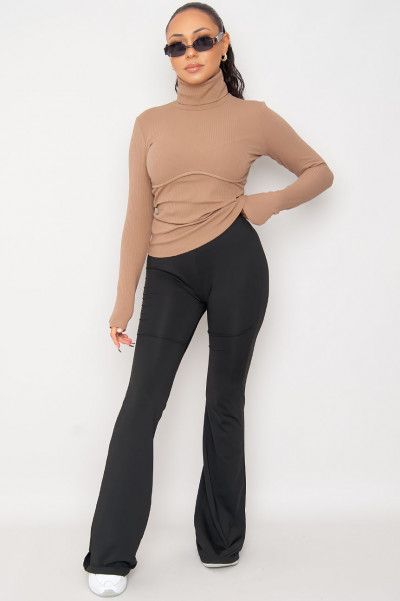Always On Top Wide Leg Trousers