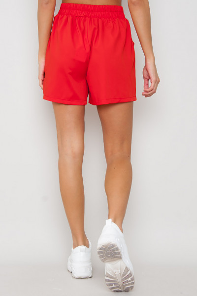 Tie Front Flowy Shorts - Grace Korall