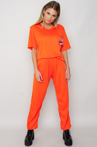 Prisoner Costume - Piper