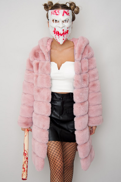 Halloween Mask - The Purge Candy Bar Girl