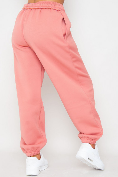Bend The Rules Rose Oversized Joggers