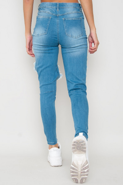 Extreme Rip Jeans - Holy