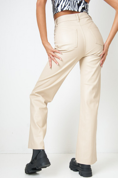 You're The Ultimate Beige Pants