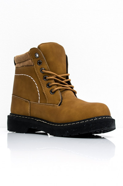 Padded Boots - Intensions Camel