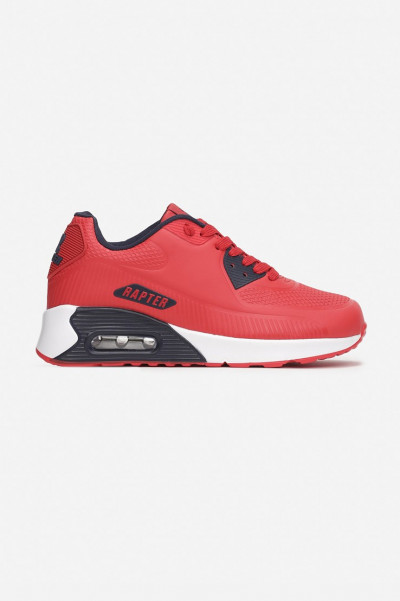 Sneakers - Breeze Sporty Red
