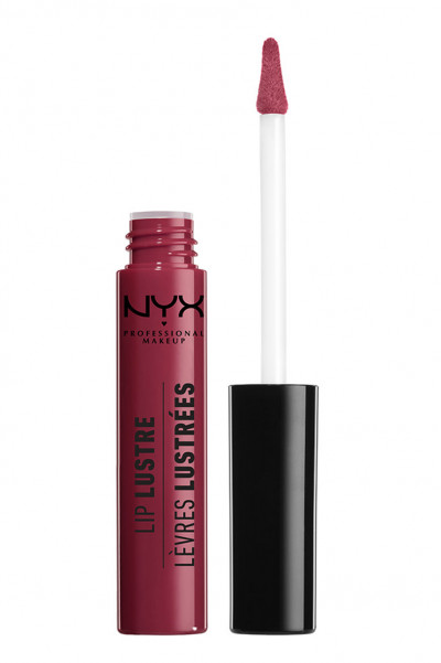 NYX PROFESSIONAL MAKEUP Lip Lustre Glossy Lip Tint - Liquid Plum