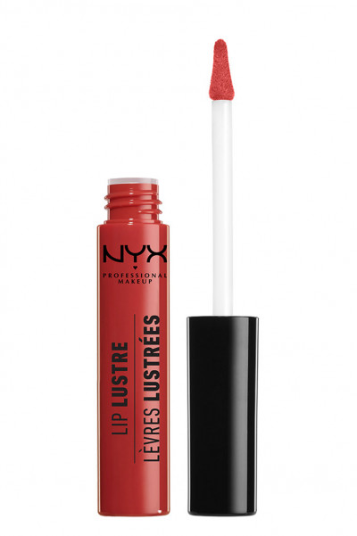 NYX PROFESSIONAL MAKEUP Lip Lustre Glossy Lip Tint - Ruby Couture