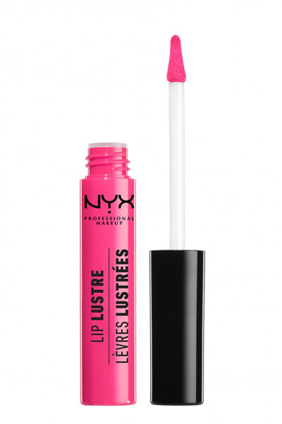 NYX PROFESSIONAL MAKEUP Lip Lustre Glossy Lip Tint - Euphoric