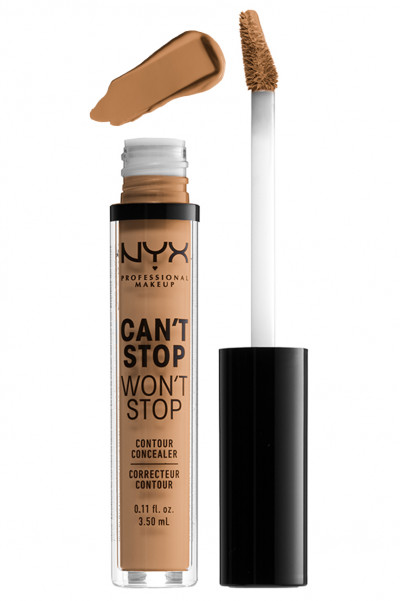 NYX PROFESSIONAL MAKEUP Can´t Stop Won´t Stop Concealer - Neutral Buff
