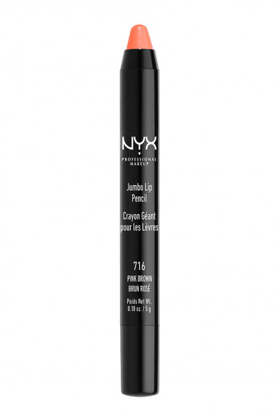 NYX PROFESSIONAL MAKEUP Jumbo Lip Pencil - Pink Brown