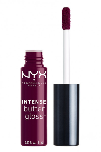 NYX PROFESSIONAL MAKEUP Intense Butter Lipgloss - Black Cherry Tart