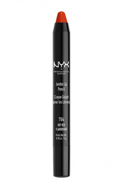 NYX PROFESSIONAL MAKEUP Jumbo Lip Pencil - Hot Red