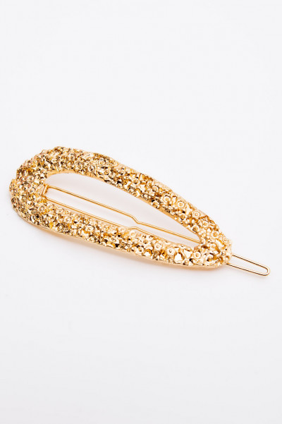 Hair Clip - Goldie Point