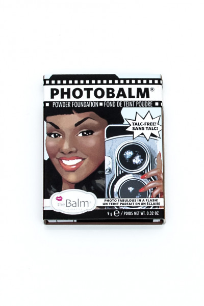 The Balm Photobalm Powder Foundation - After Dark