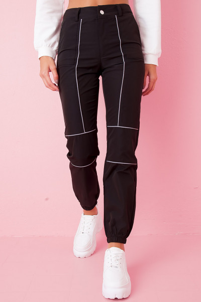 Reflex Detail Pants - Lacey