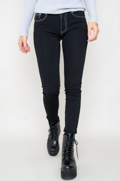 Slim Fit Jeans - Play Black