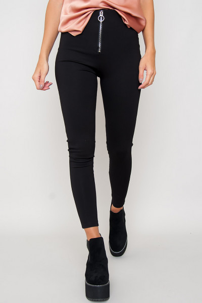 High Waist Leggings - Lelia