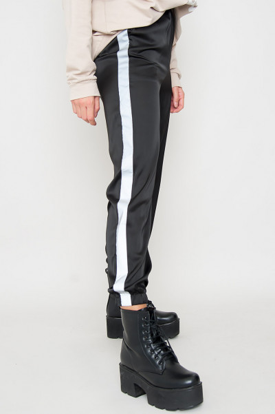 Reflex Stripe Pants - Nighty