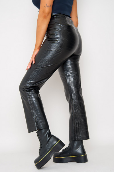 U Got This Faux Leather Pants
