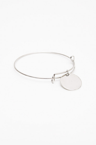 Thin Braclet - Lirly Silver