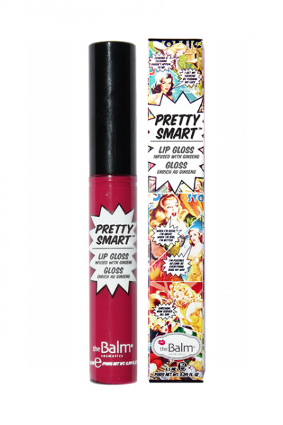 TheBalm Pretty Smart Lipgloss - POW!