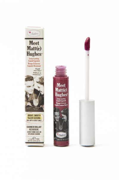TheBalm Meet Matt(e) Hughes - Dedicated