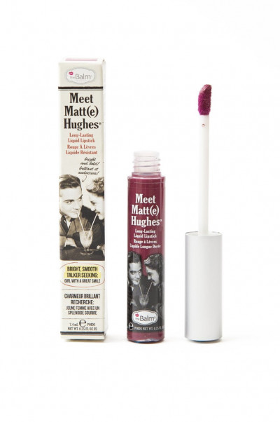 TheBalm Meet Matt(e) Hughes - Faithful