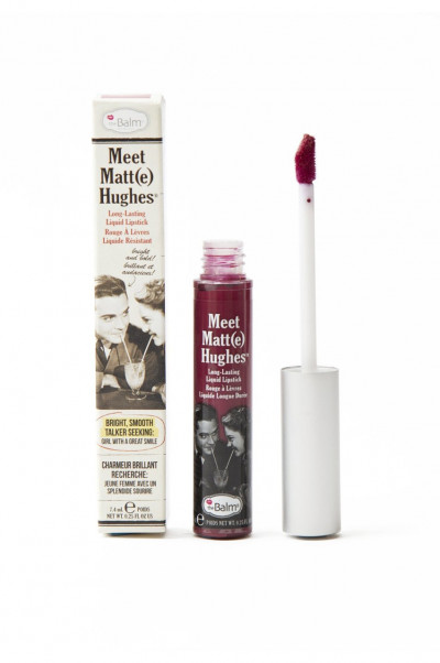 TheBalm Meet Matt(e) Hughes - Romantic
