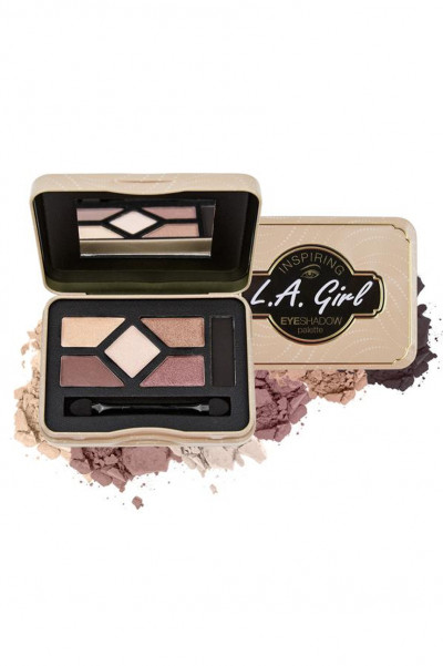 L.A. Girl Inspiring Eyeshadow Palette - Day Dream Believer