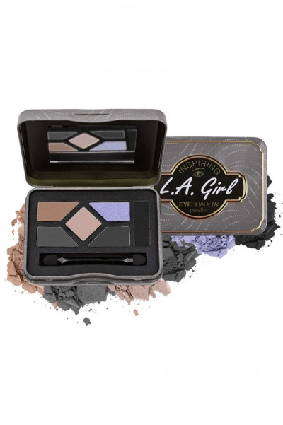 L.A. Girl Inspiring Eyeshadow Palette - You´re Smokin´Hot!