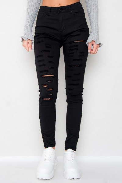 Super Ripped Jeans - Ronya