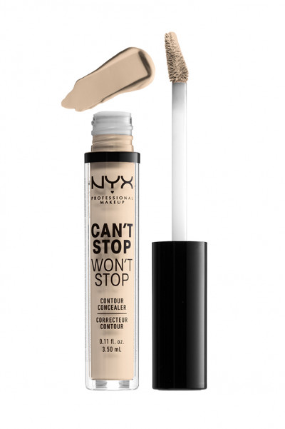 NYX PROFESSIONAL MAKEUP Can't Stop Won't Stop Concealer - Pale