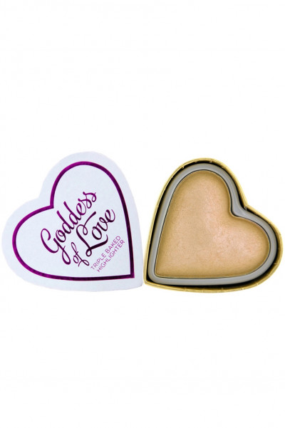I Heart Makeup Blushing Hearts - Golden Goddess