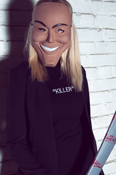 Halloween Mask - The Purge Polite Leader