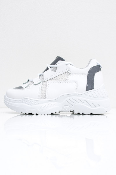 Chunky Sneakers - Reflective