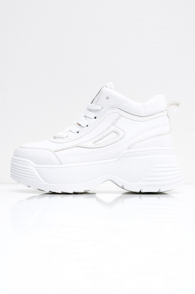 Chunky Sneakers - Epic White