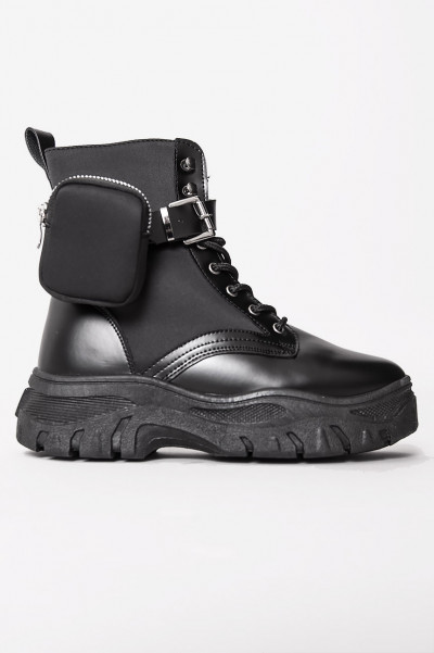Secure The Bag Boots