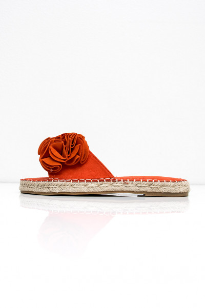 Slippers -  Venom Orange
