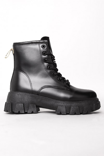 Distracted Vegan Boots